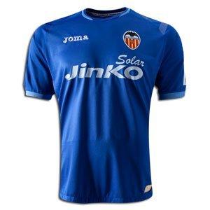 Jersey Valencia Fc 2012-2013