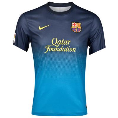 jersey barcelona fc 2012-2013